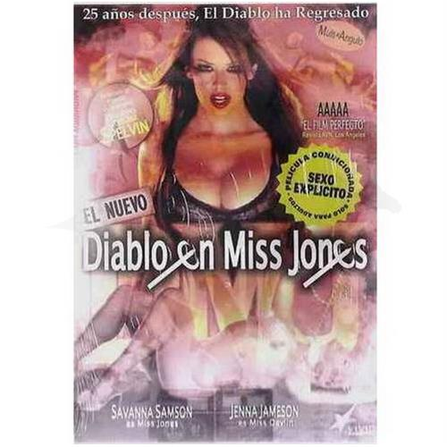 DVD XXX El Diablo En Miss Jones